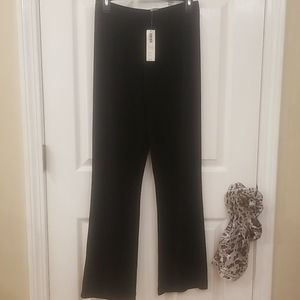 NWT Chico's Travelers No Tummy Black Pant 1R…
